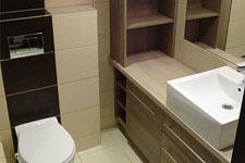 Zabudowa łazienki Na Wymiar Mcmeble